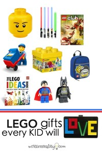 Lego Gifts