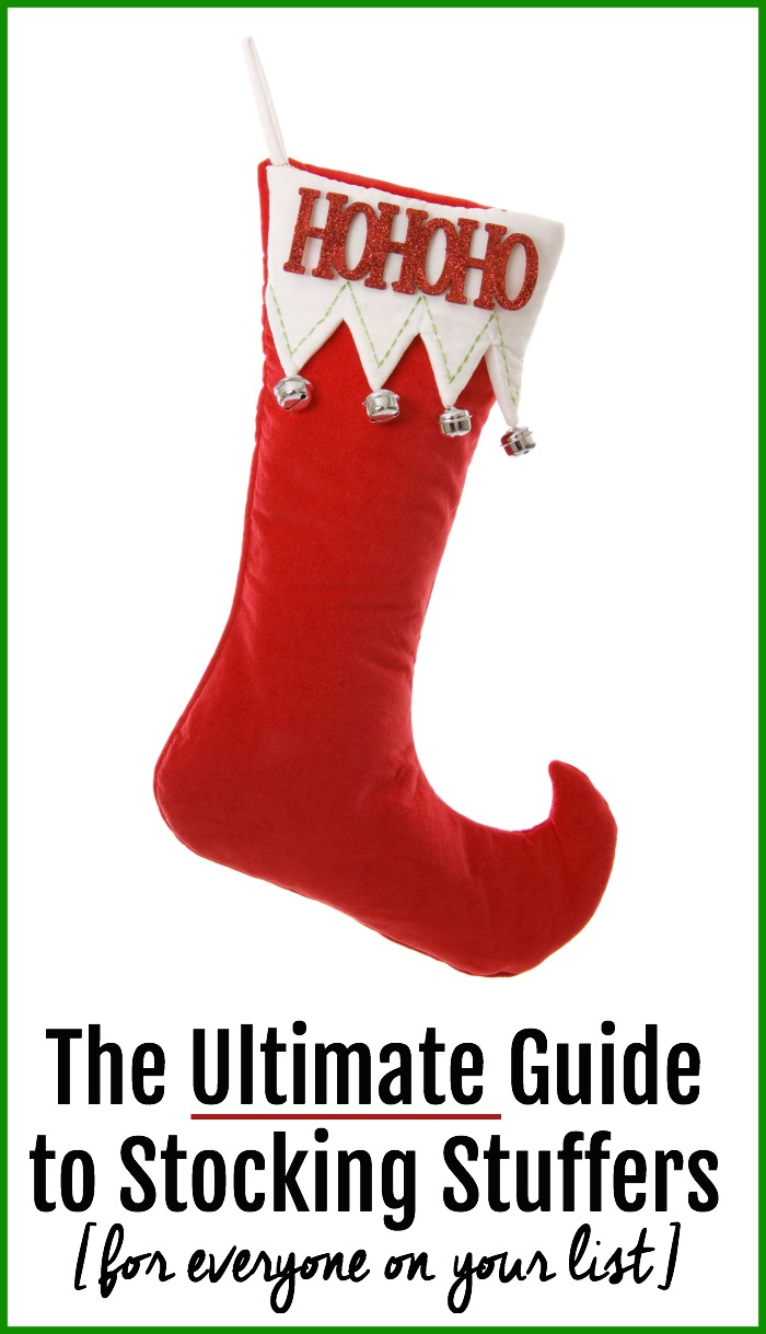 The Ultimate Guide to Stocking Stuffers