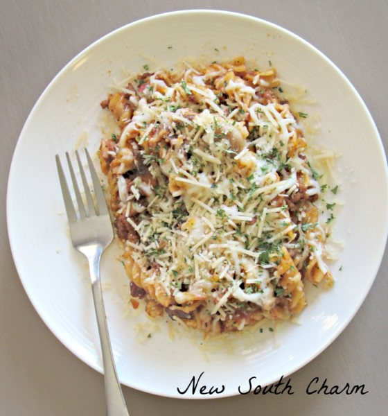 Baked-Beef-and-Mushroom-Rotini-Support-955x1024