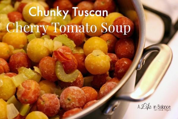 Chunky-Tuscan-Cherry-Tomato-Soup