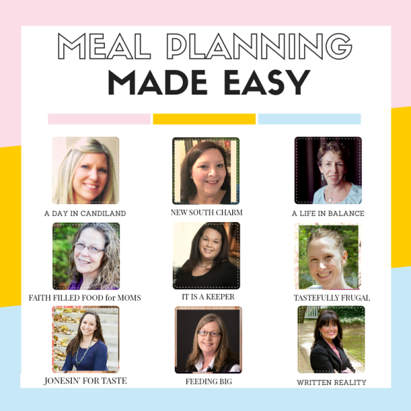 meal planning made easy NEWEST!-3