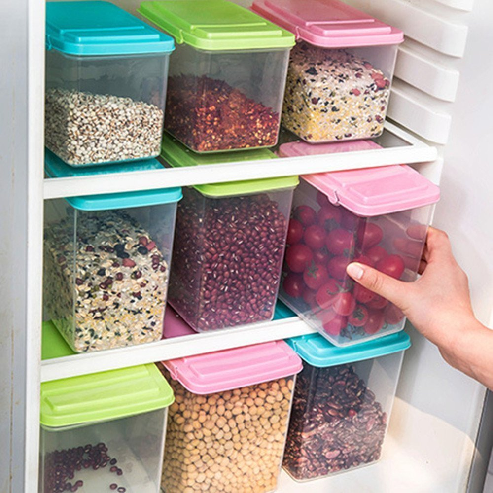 How To Organize Your Kitchen With 12 Clever Ideas: Simple Storage Ideas To Organize Your Kitchen Right Now
