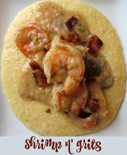 Southern Style Shrimp and Grits Recipe