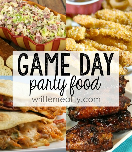 game day appetizers