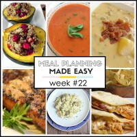 Meal Planning Made Easy Recips
