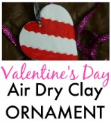 valentine clay craft