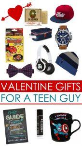 Valentine Gifts Teen Boys