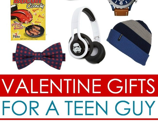 Grab These Super Cool Valentine Gifts for Teen Boys