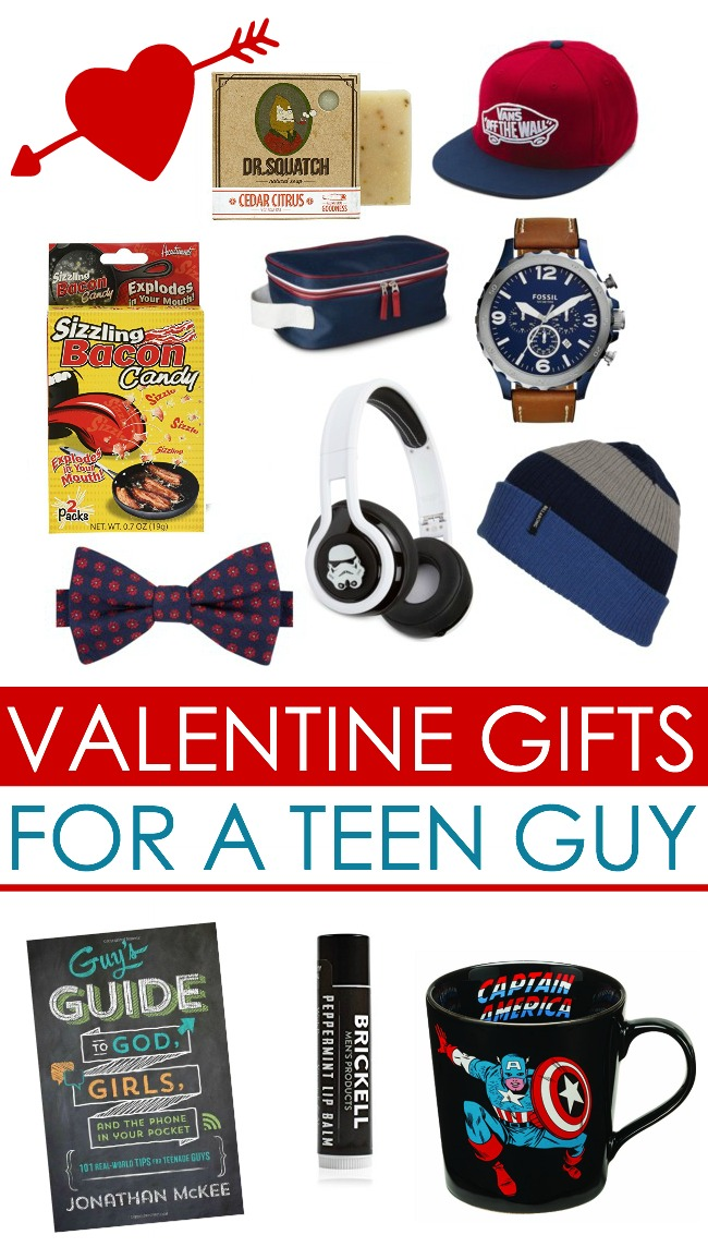 Valentine Gifts Teen Boys