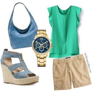 Mom Style Fashion Spring Fun