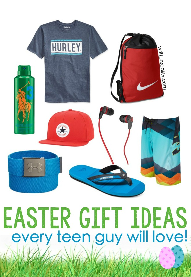 Easter basket ideas teen boys will actually love written reality easter basket ideas teen boys negle Image collections