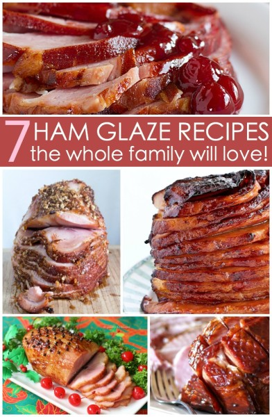 ham glaze recipes you'll love