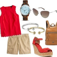 spring break mom style fashion friday