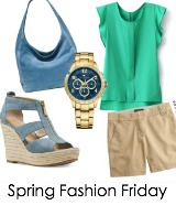 spring fashion friday