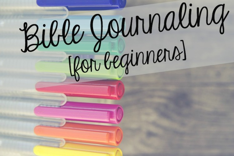 Bible Journaling Supplies