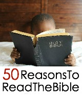 50 reasons to read the Bible