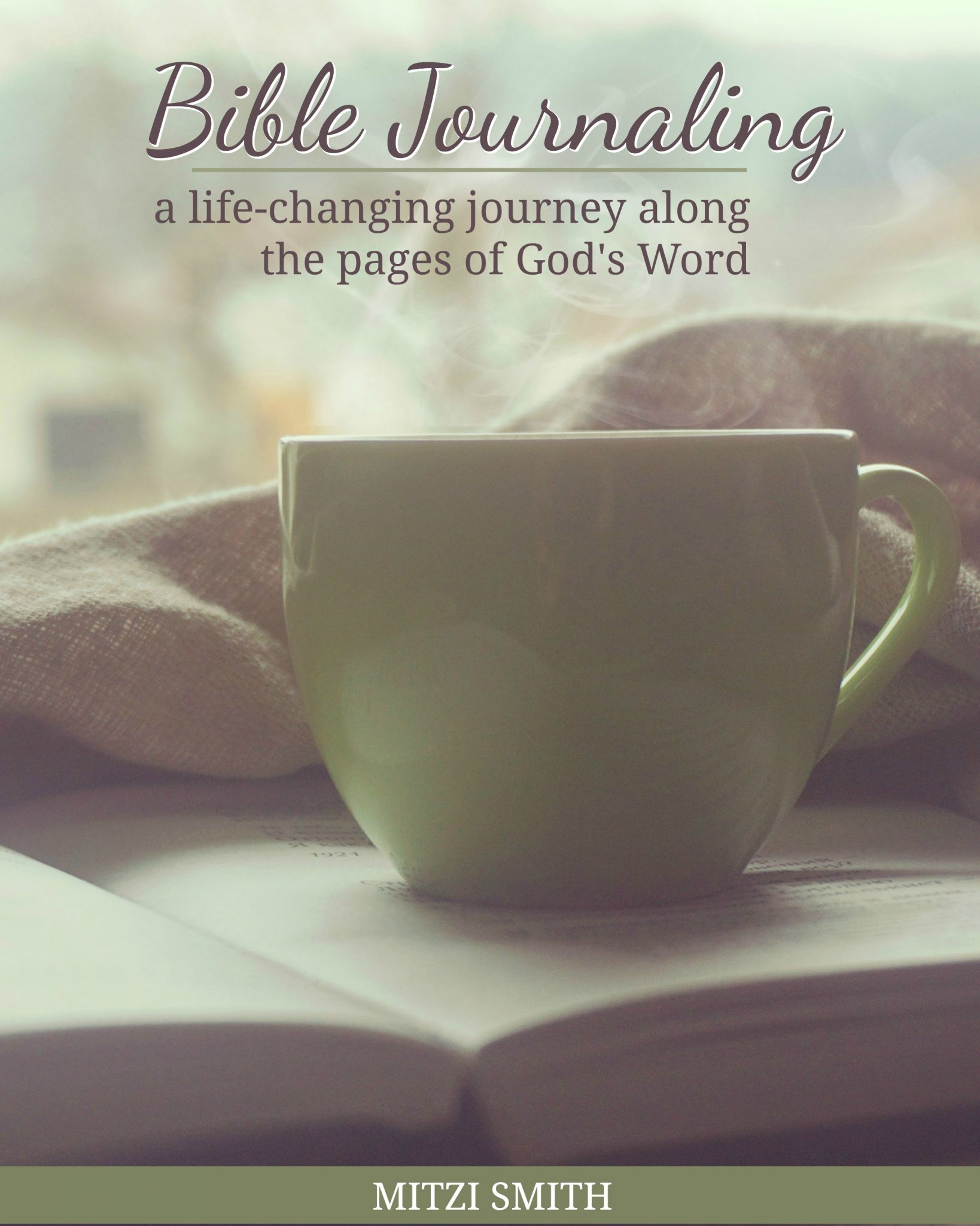 Bible Journaling Book
