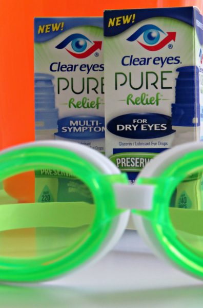 eye care tips for summer