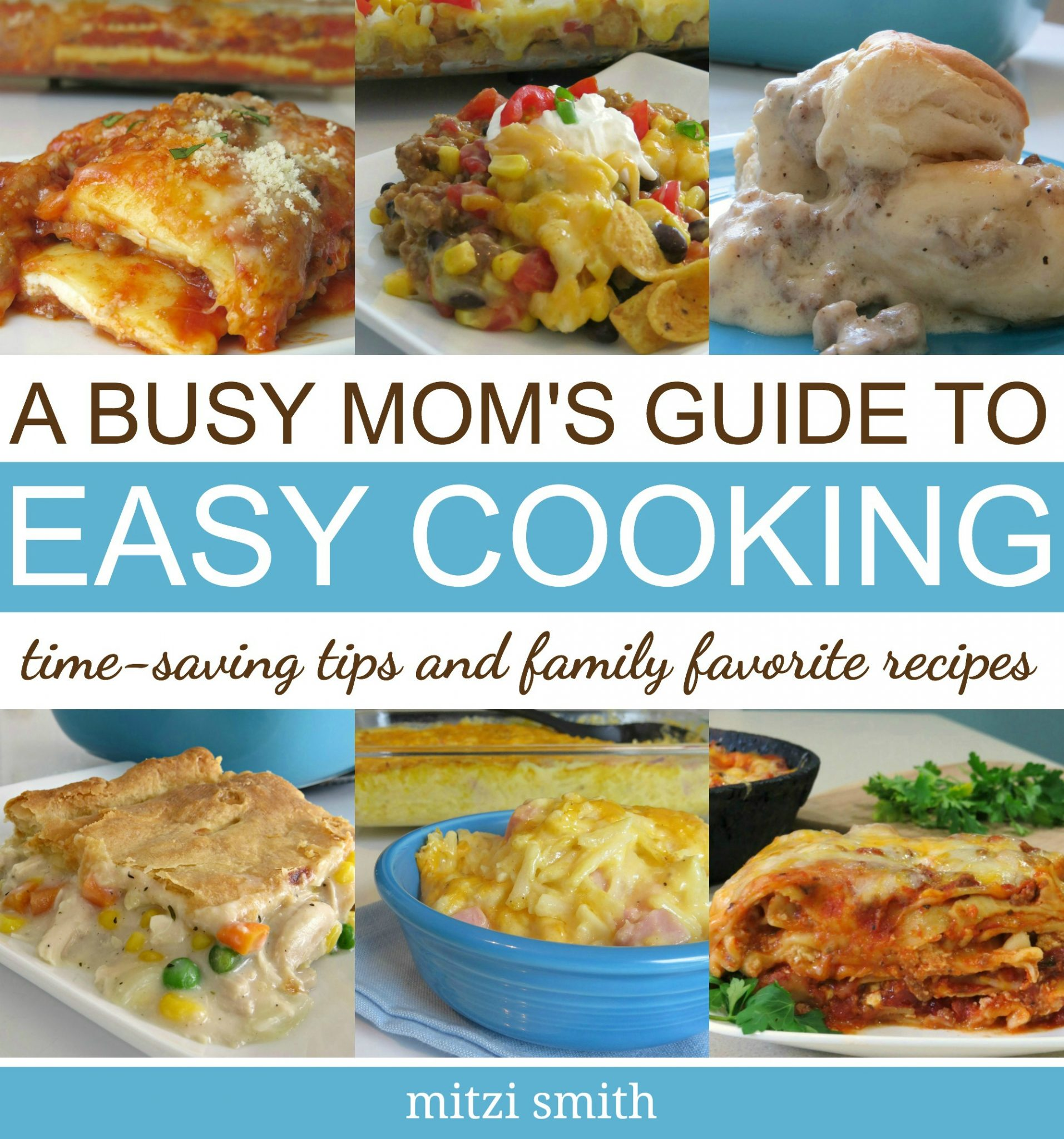 Quick Easy Cooking Guide Written Reality