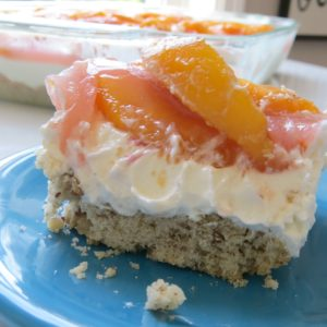 Peach Delight Recipe