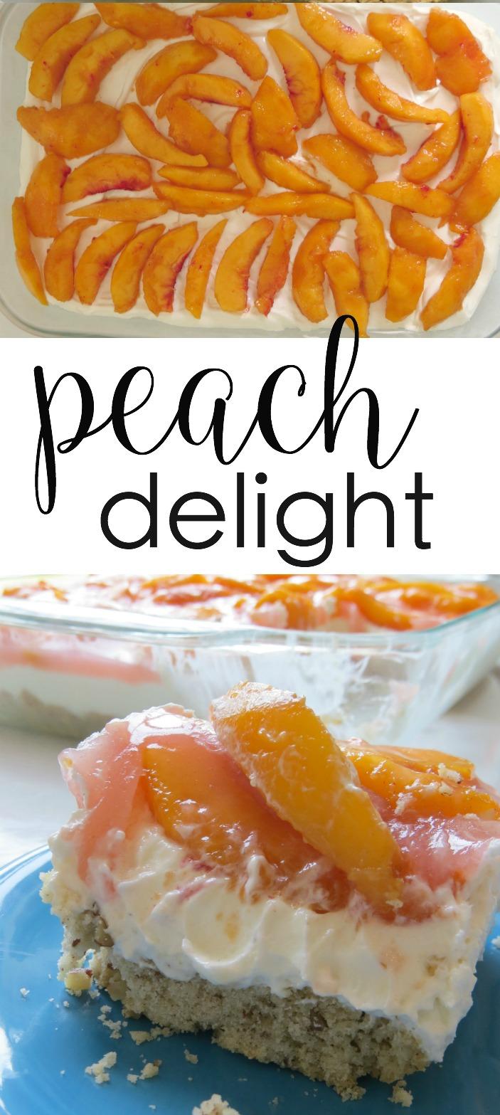 Peach Delight Recipe Written Reality