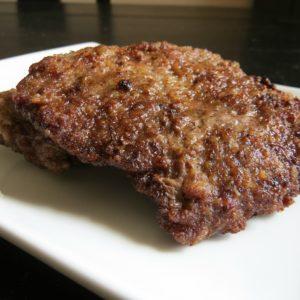 Easy Fried Steak