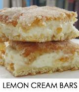 cream cheese dessert