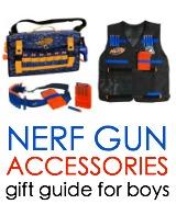 nerf gun gifts