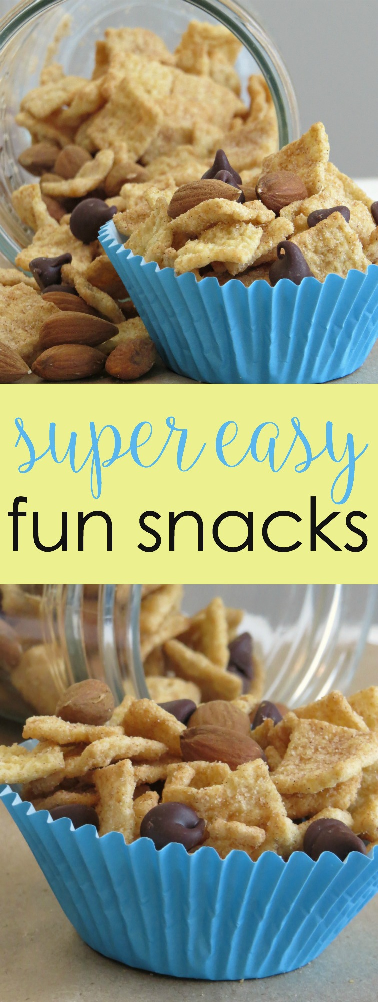 easy snack ideas