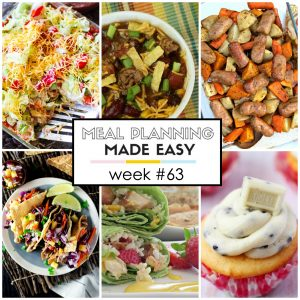 Easy Meals #63