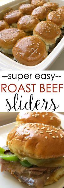 slider recipe