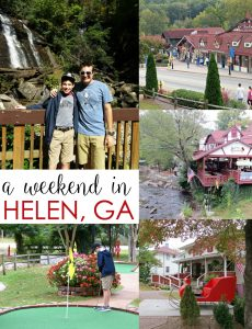 How to Spend One Amazing Weekend in Helen, Ga