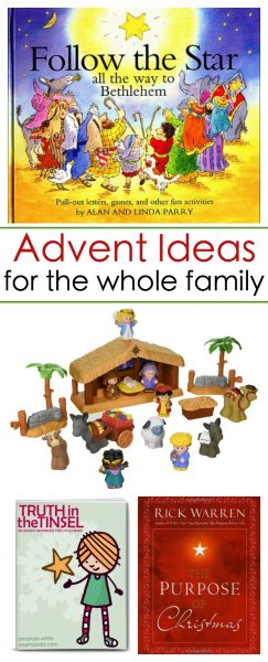 advent readings ideas