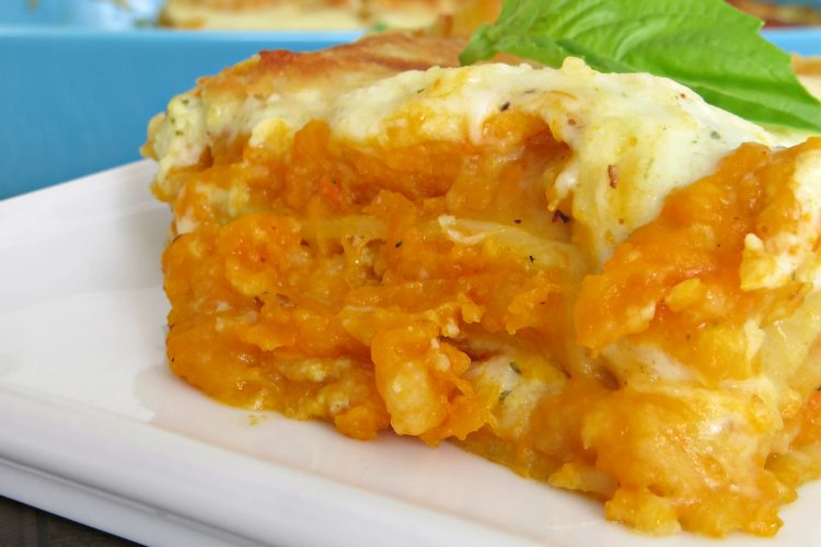 You'll Love This Butternut Squash Lasagna
