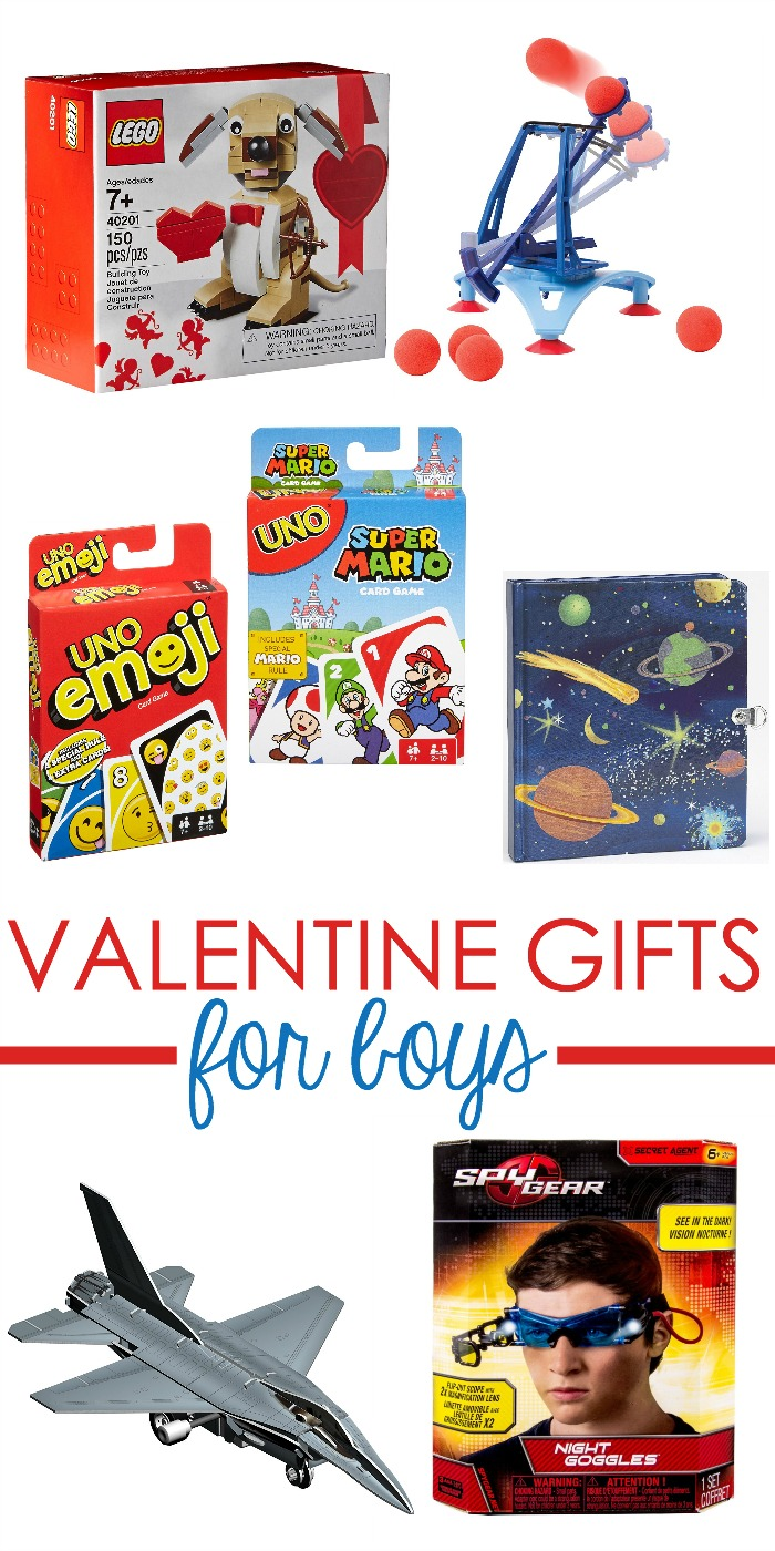 Valentine Gift Ideas Boys