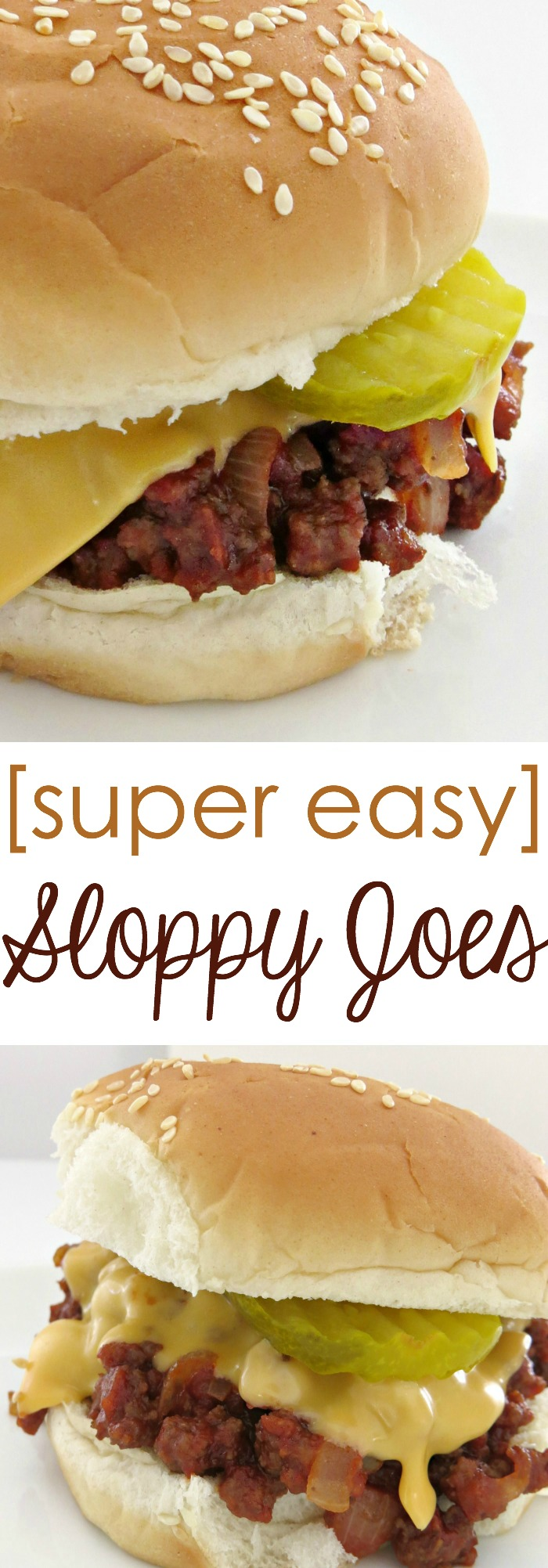 best homemade sloppy joe recipe