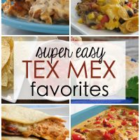 quick easy Mexican recipes