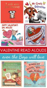 valentine picture books