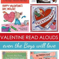 valentine picture books