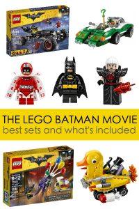 Best Lego Batman Movie Sets