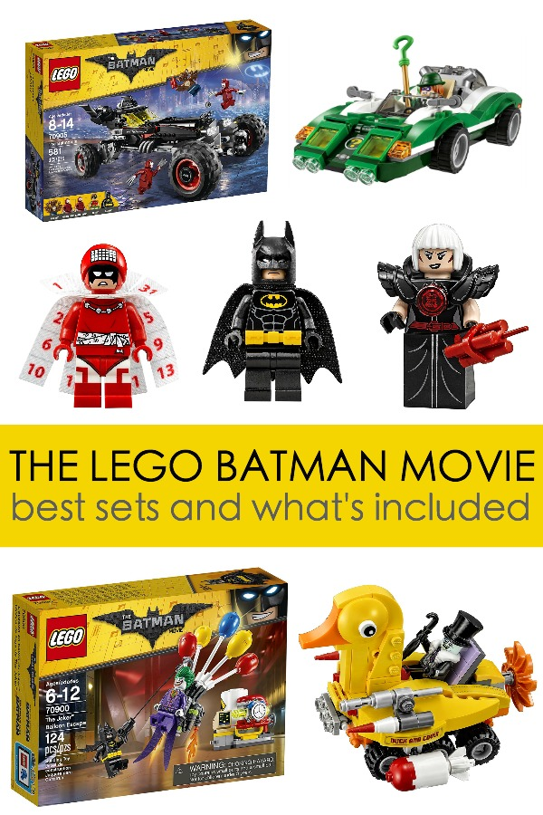 Best Lego Batman Movie Sets Written Reality