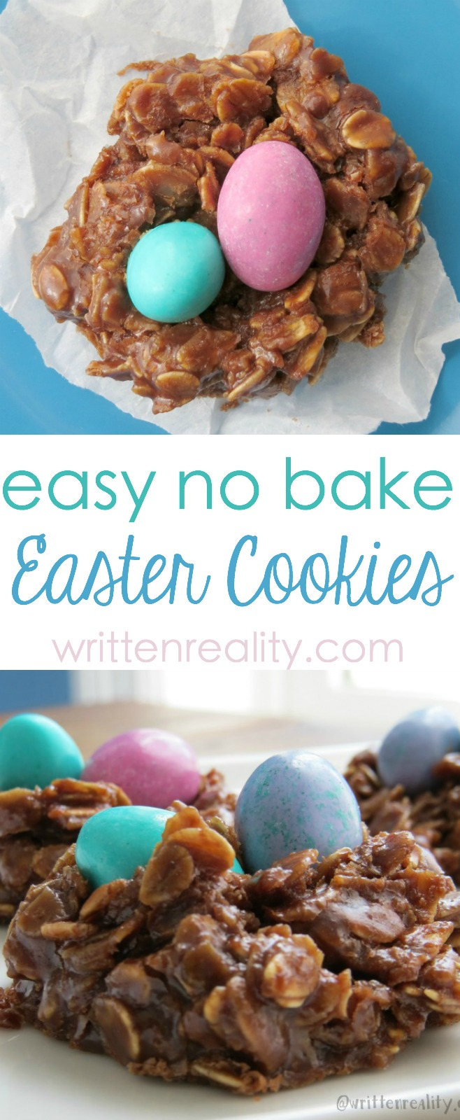 easy no bake easter cookies