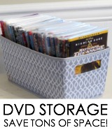 dvd storage solutions