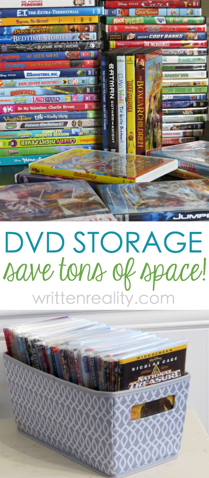 best dvd storage solution