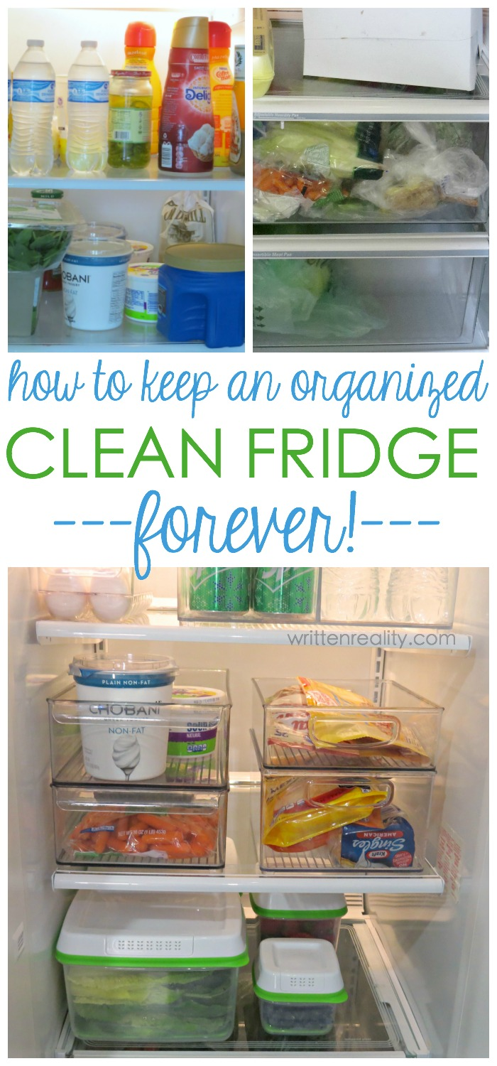 refrigerator organizing ideas
