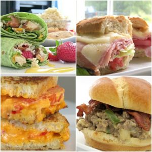Quick Easy Sandwich Recipes Your Family Will LOVE!
