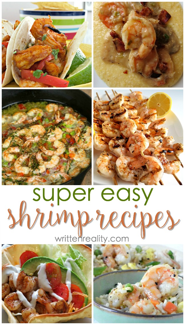 best easy shrimp recipes