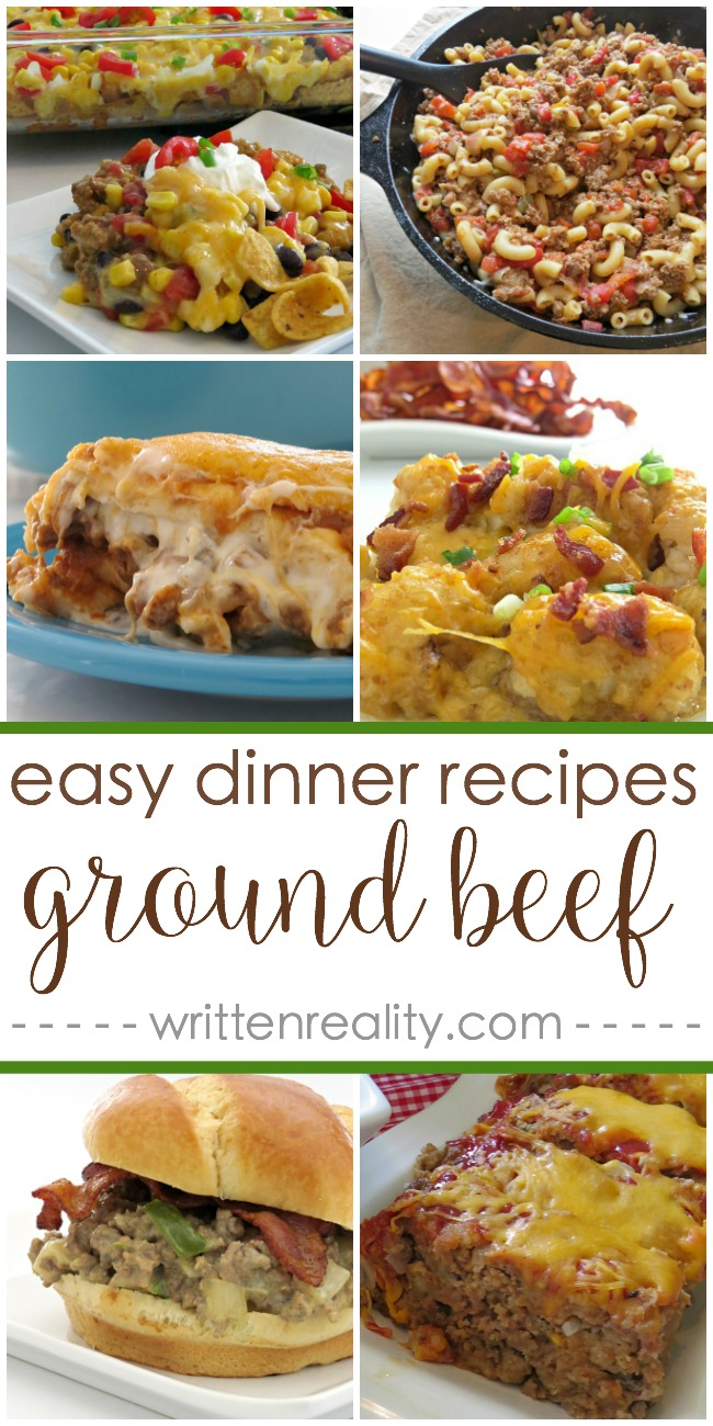 Best Recipes for Ground Beef