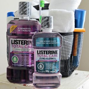 Build the Best Shower Caddy For College