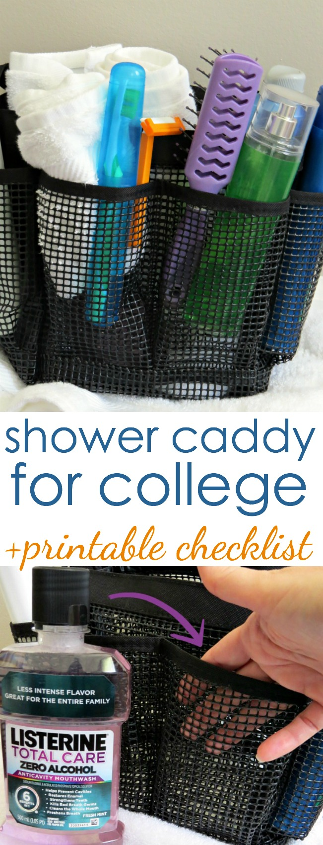 Best Shower Caddy for College